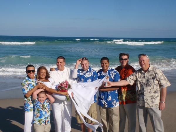 Create the romance in your Destination Beach Ceremony!
